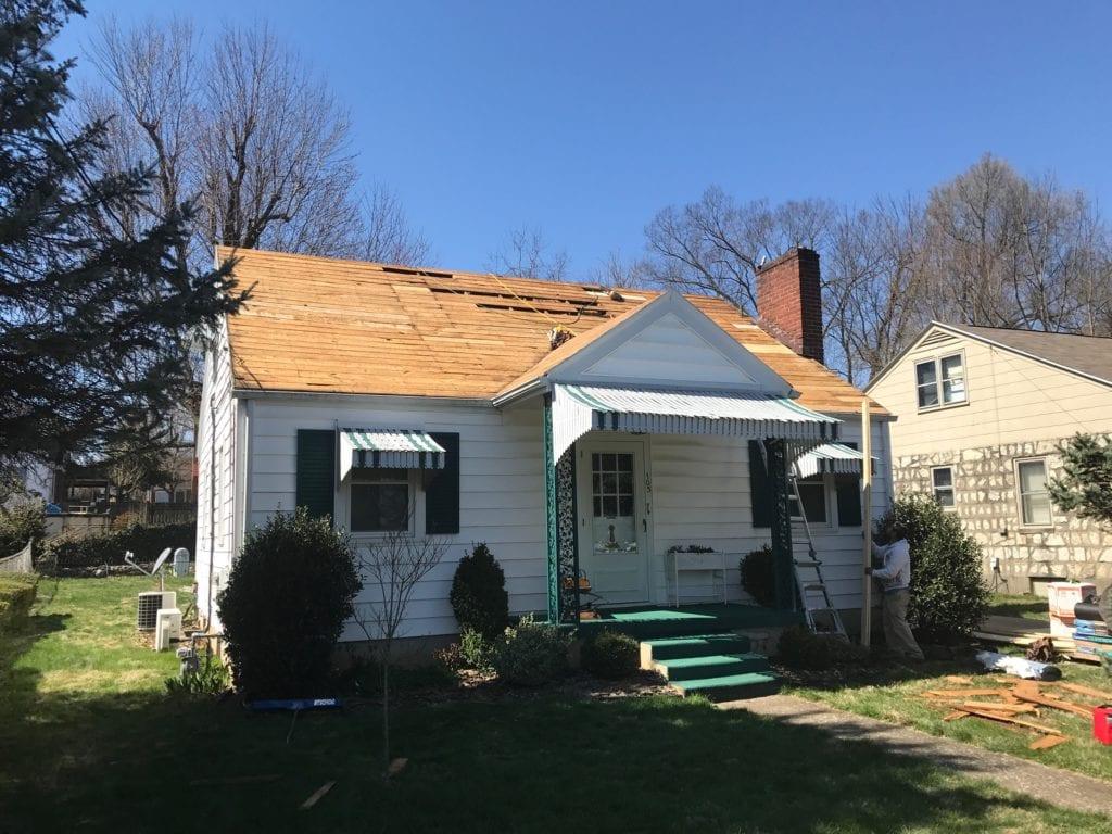Roof Replacement companies Lexington KY