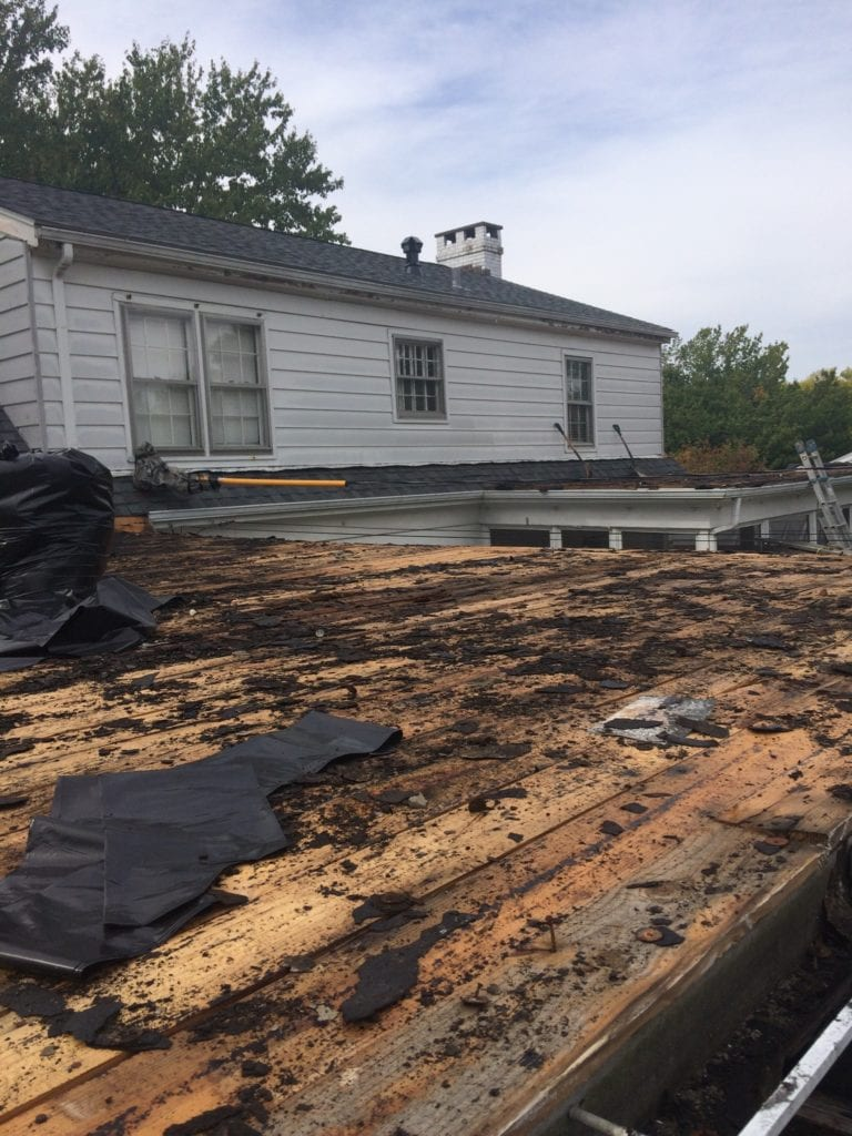 replacing a roof lexington ky