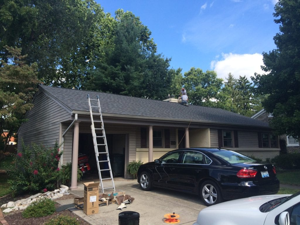 Roof Replacement Lexington KY