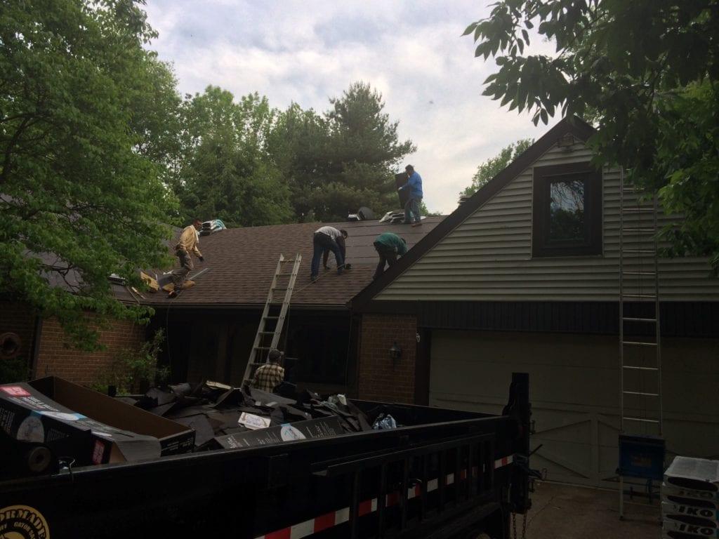 best roofing company Lexington KY